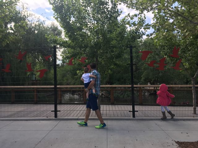 Saturday At Liberty Park Celebrating Aunt Betsy