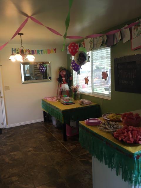 Mirah's Birthday Party