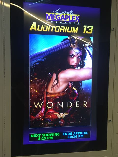 Date Nights! Wonder Woman & Comedy Sportz
