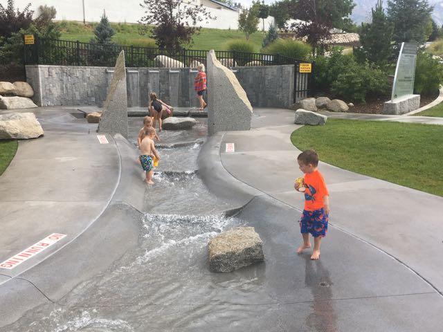 Splashing With Pipkins