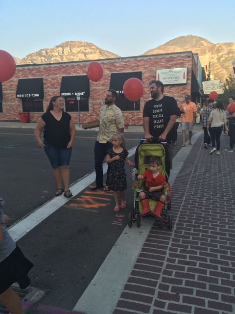 Art Stroll Downtown Provo