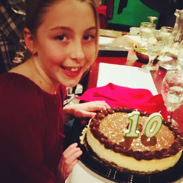 Karen turns 10!!