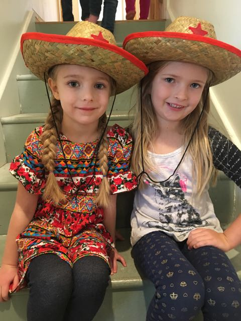 Afton's Cowgirl Party