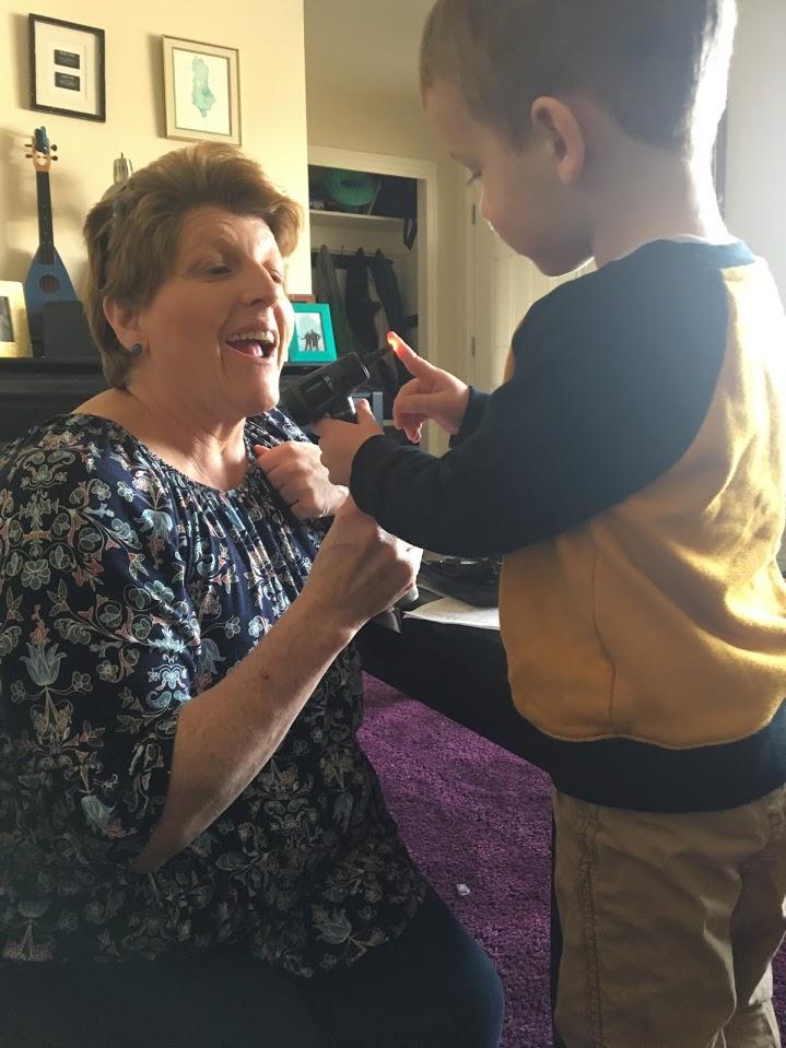 Lucas's Nurse Visit