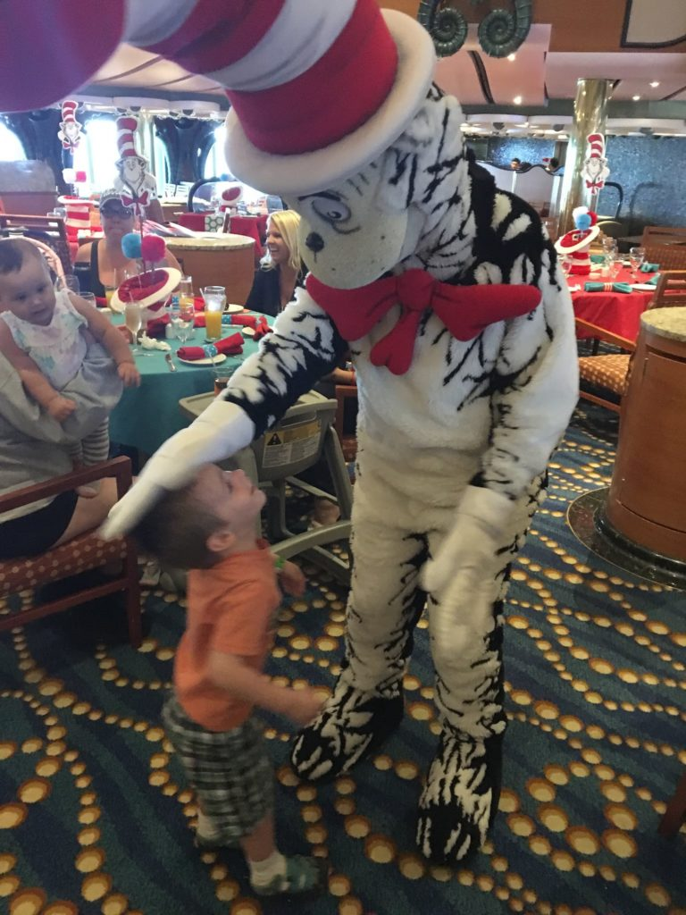 Last Day at Sea: Dr. Suess's Birthday, Pool, and Fun