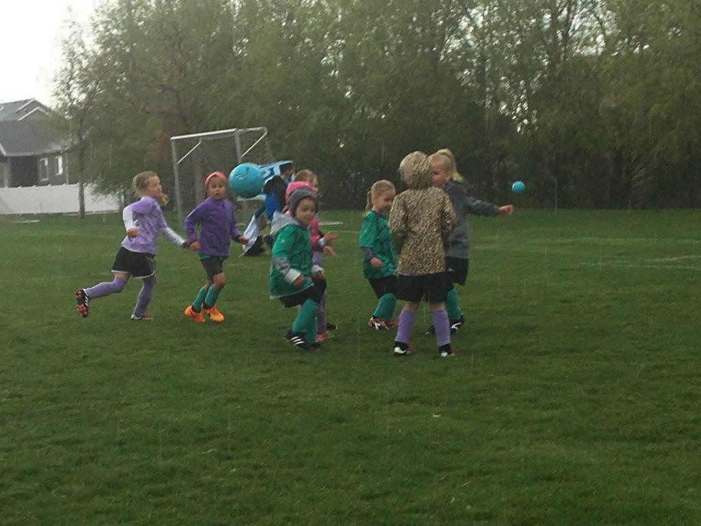 Last Soccer Game