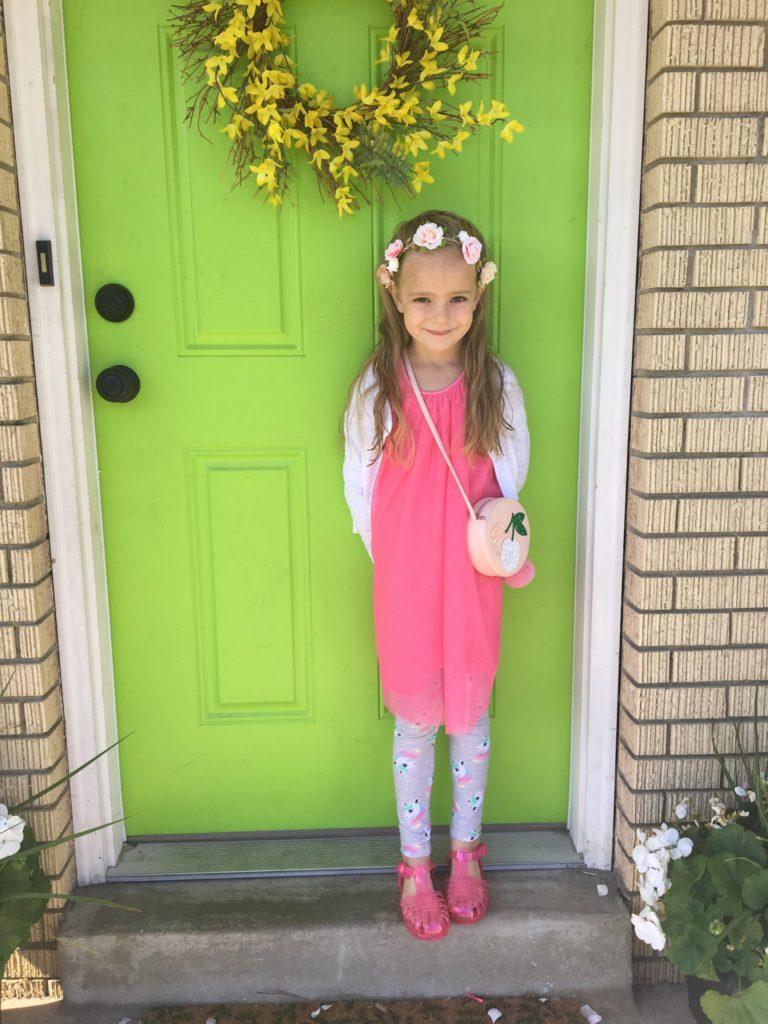 Mirah's 6th Birthday- Breakfast and School