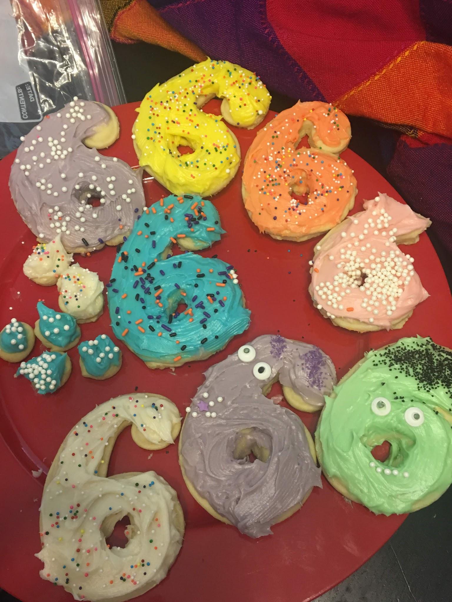 #6 Cookies for Mirah