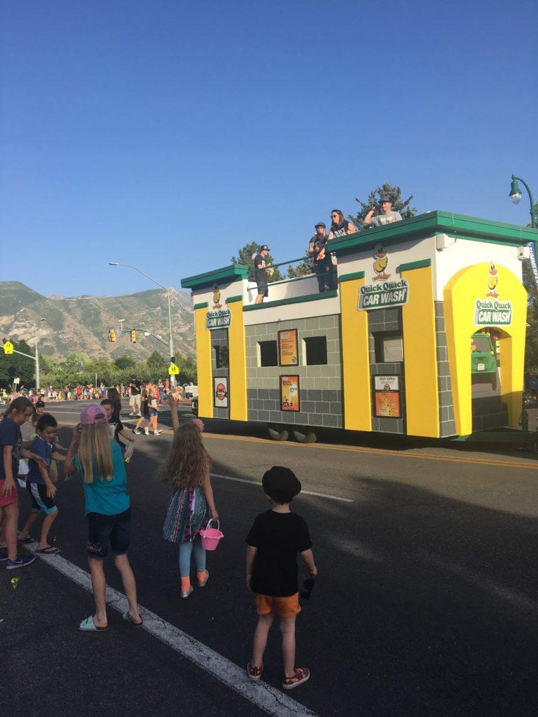 Summer Fest Parade 2018
