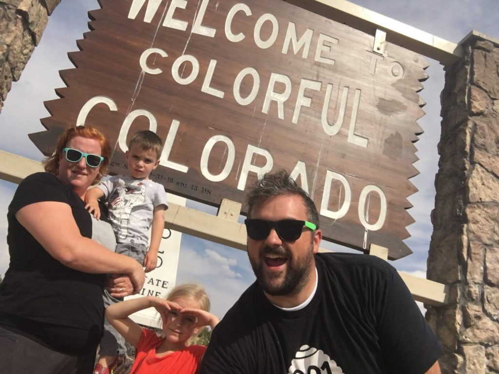 Off to Colorado!!!
