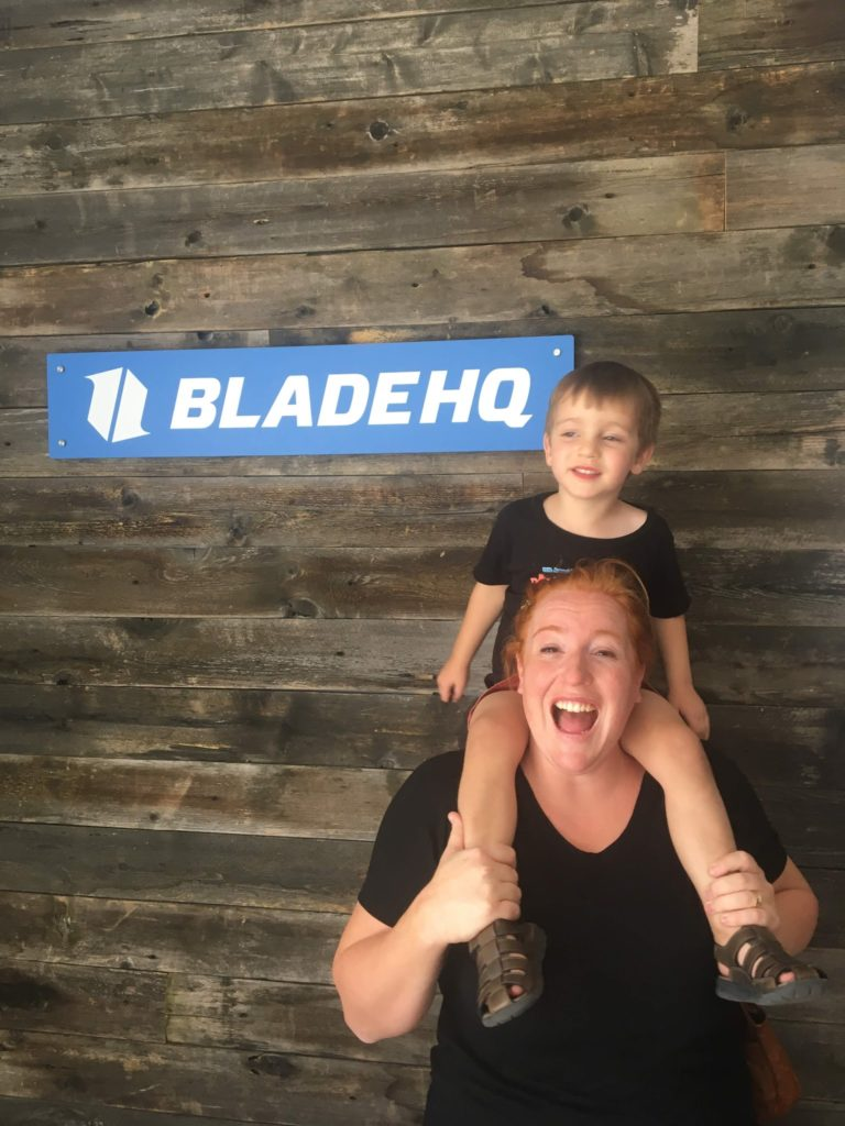 Blade HQ Open House