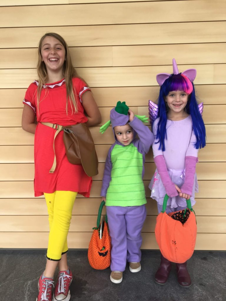 Downtown Trick or Treating 2018