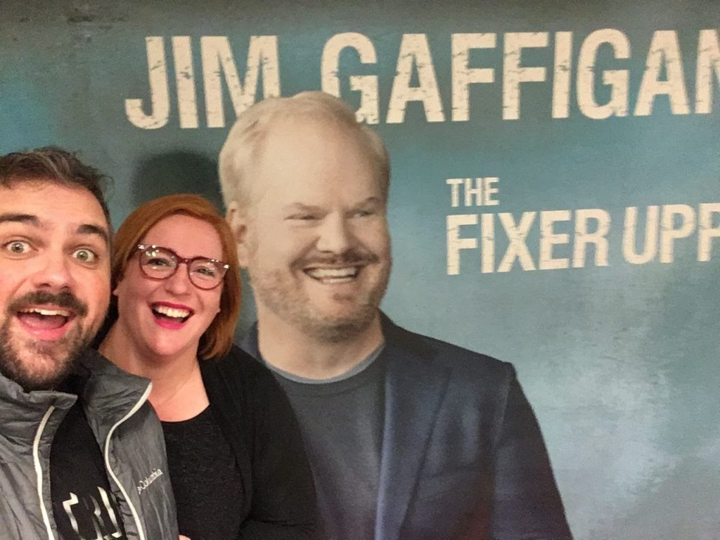IKEA and Jim Gaffigan!