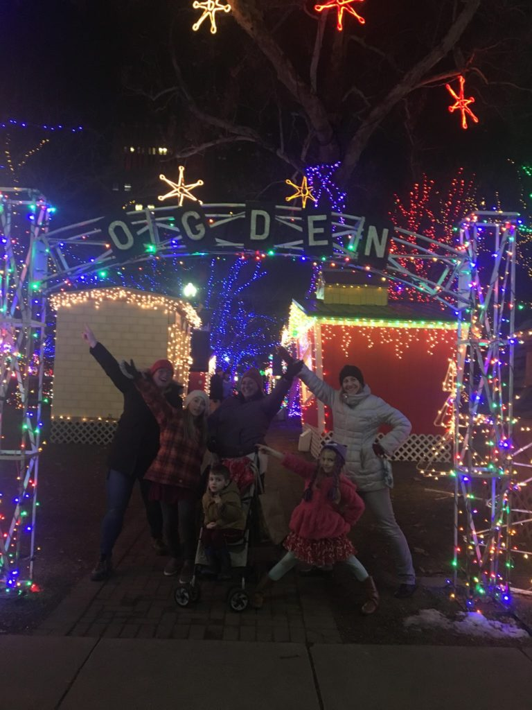 Odgen Christmas Village