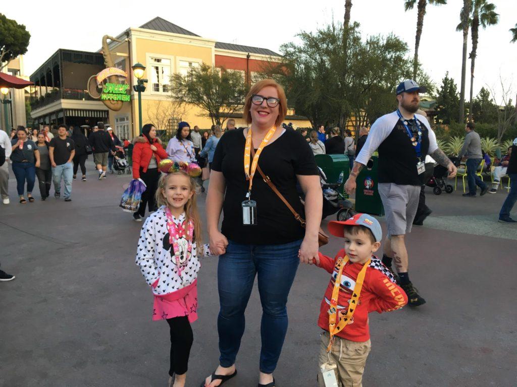 The Disneyland Hotel & Downtown Disney