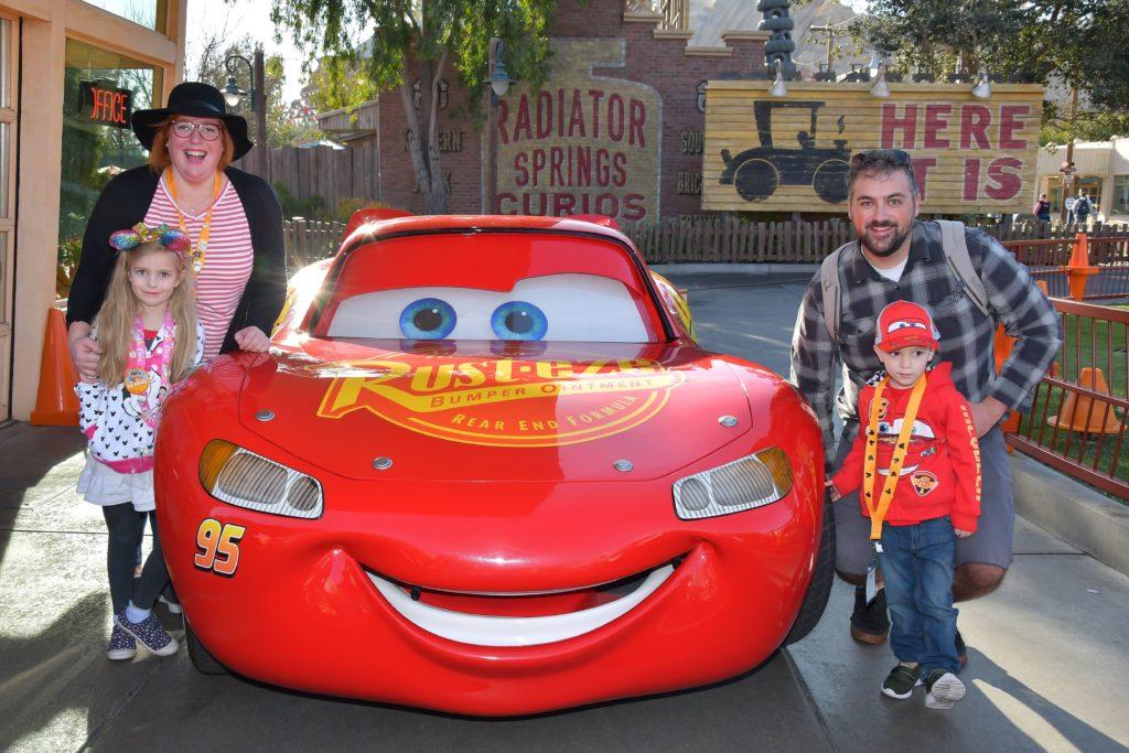 Disneyland Day 1.0-California Adventure