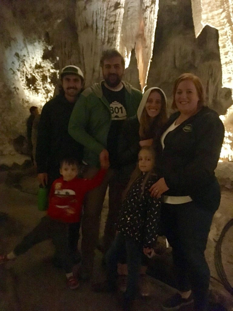 Carlbad Caverns #1-Ranger Tour and the Big Room