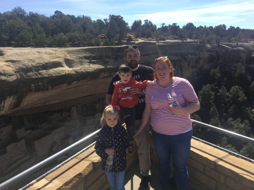 New Mexico Trip Begins: Mesa Verde National Park