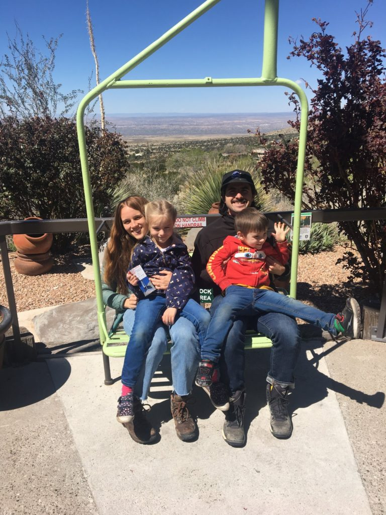 Albuquerque Day Two #1: Waffles, The Tram, The Temple, Bob's Burgers