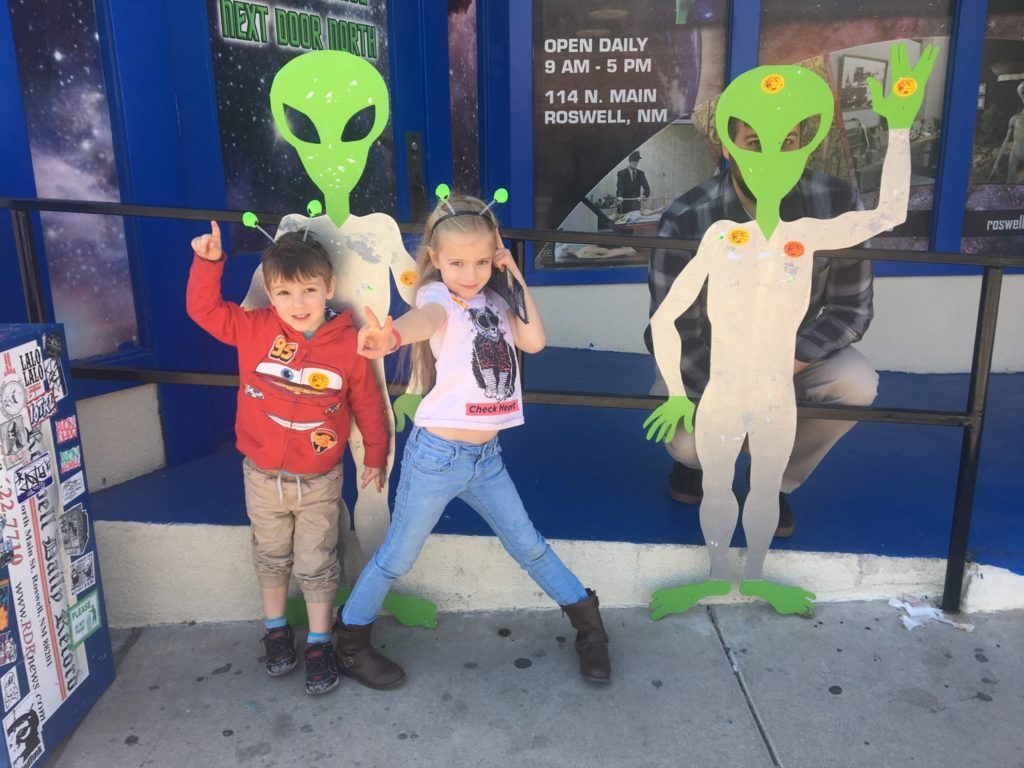 Roswell New Mexico-ALIENS!!!
