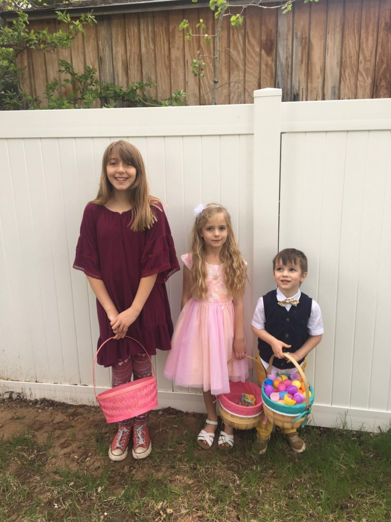 Easter Day-Easter Egg Hunt