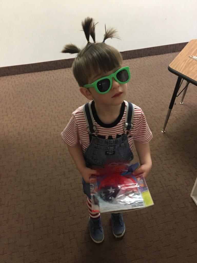 Luke's End of the Year Preschool Program