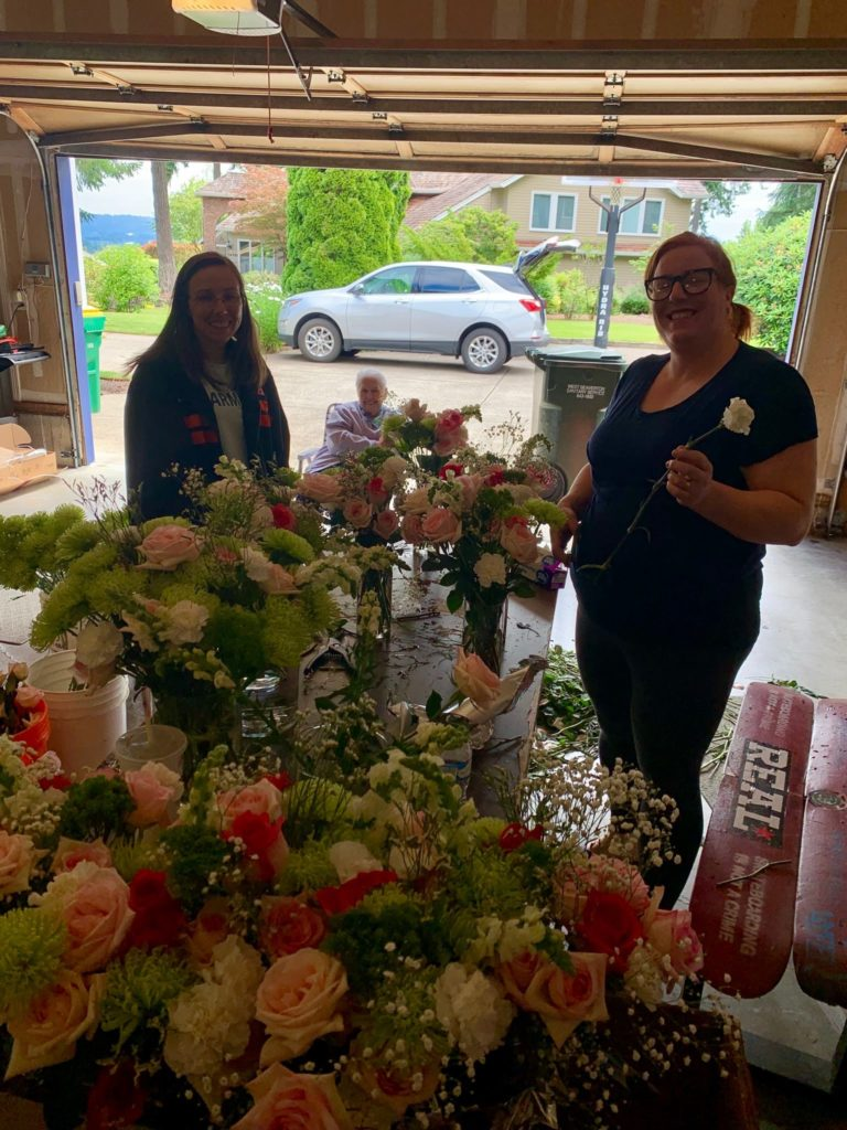 Landy and Sean's Wedding Trip: Wedding Flowers