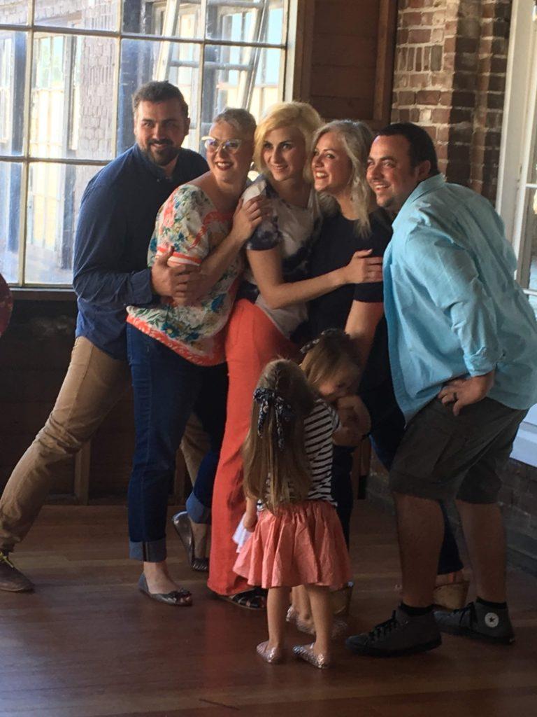 Landy and Sean's Wedding Trip: Family Photo Shoot