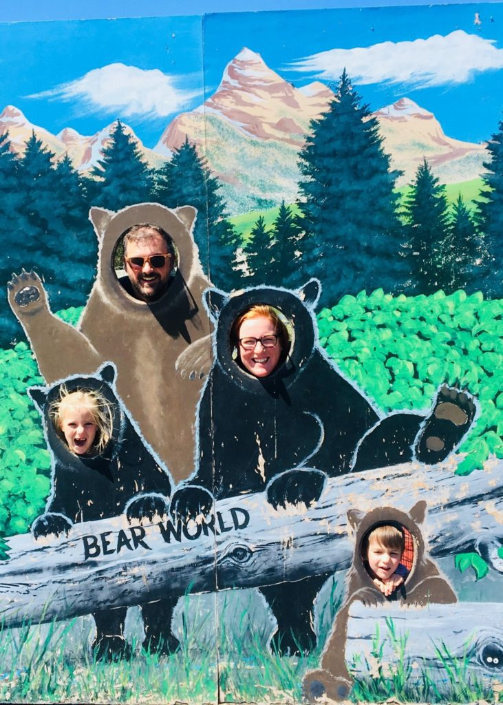 Yellowstone Day Four: Bear World and Home Again