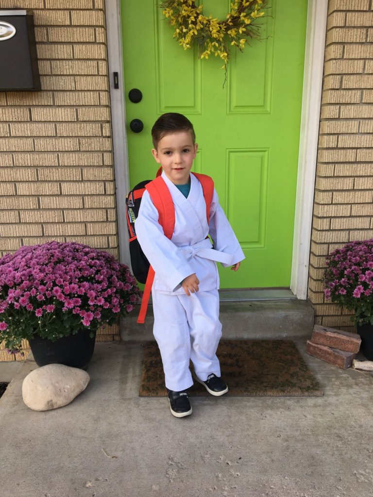 Karate! Karate! Karate!
