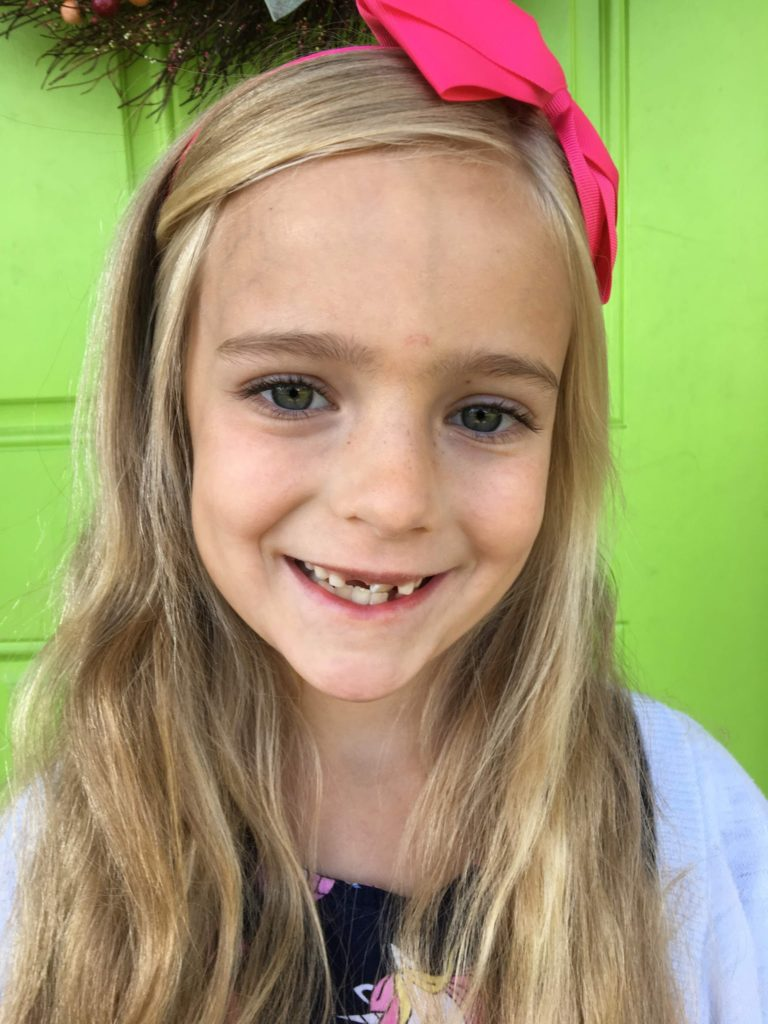 Mirah's Picture Day: 2019-Second Grade