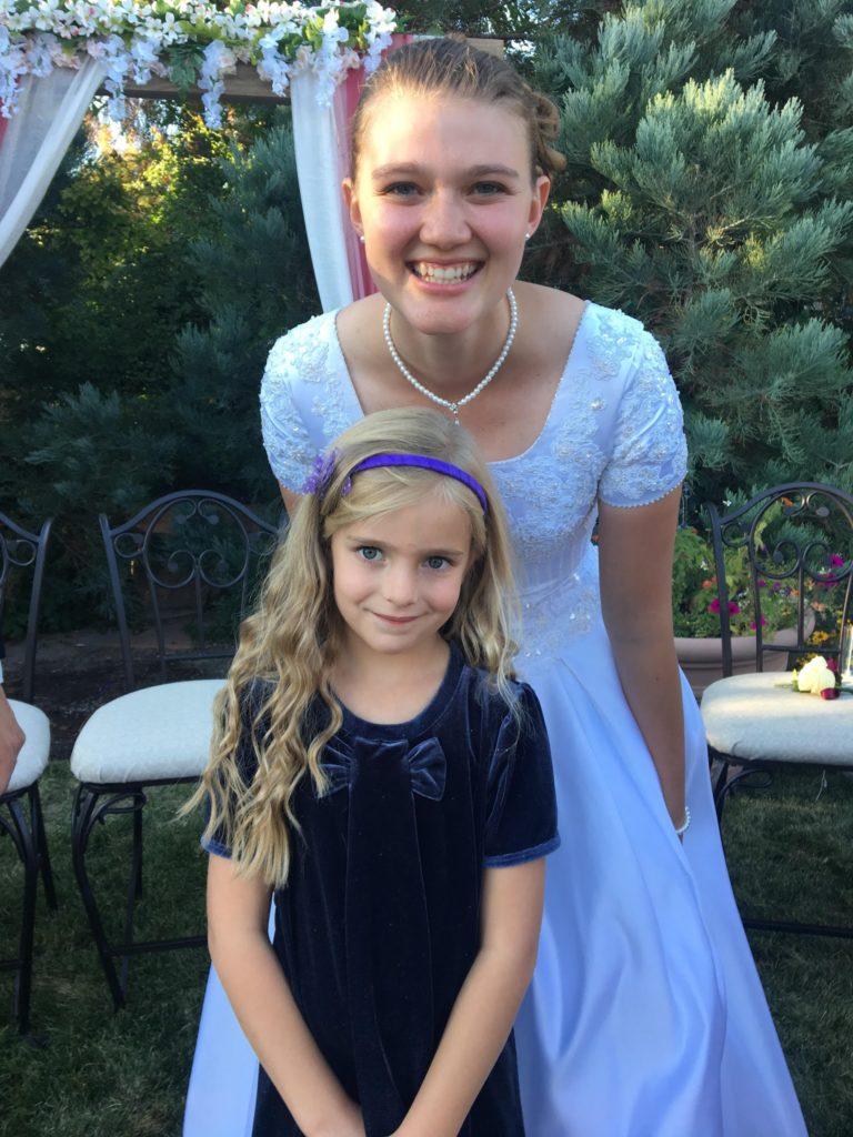Korin Beackstead and Noah Jonshon Get Married