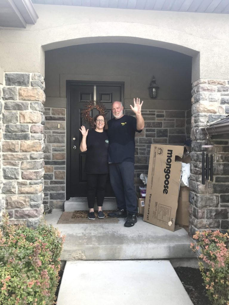 Mom and Dad Move To Utah-FOR GOOD!!!