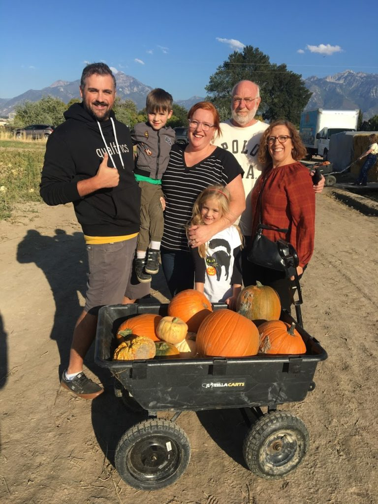 Maybe Farms: Pumpkin Patch with Family