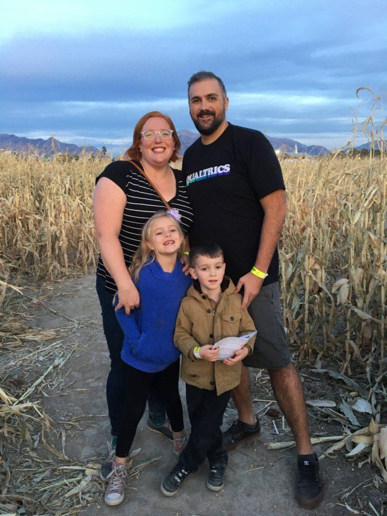 Fall Break 2019 Staycation: Corn Belly's