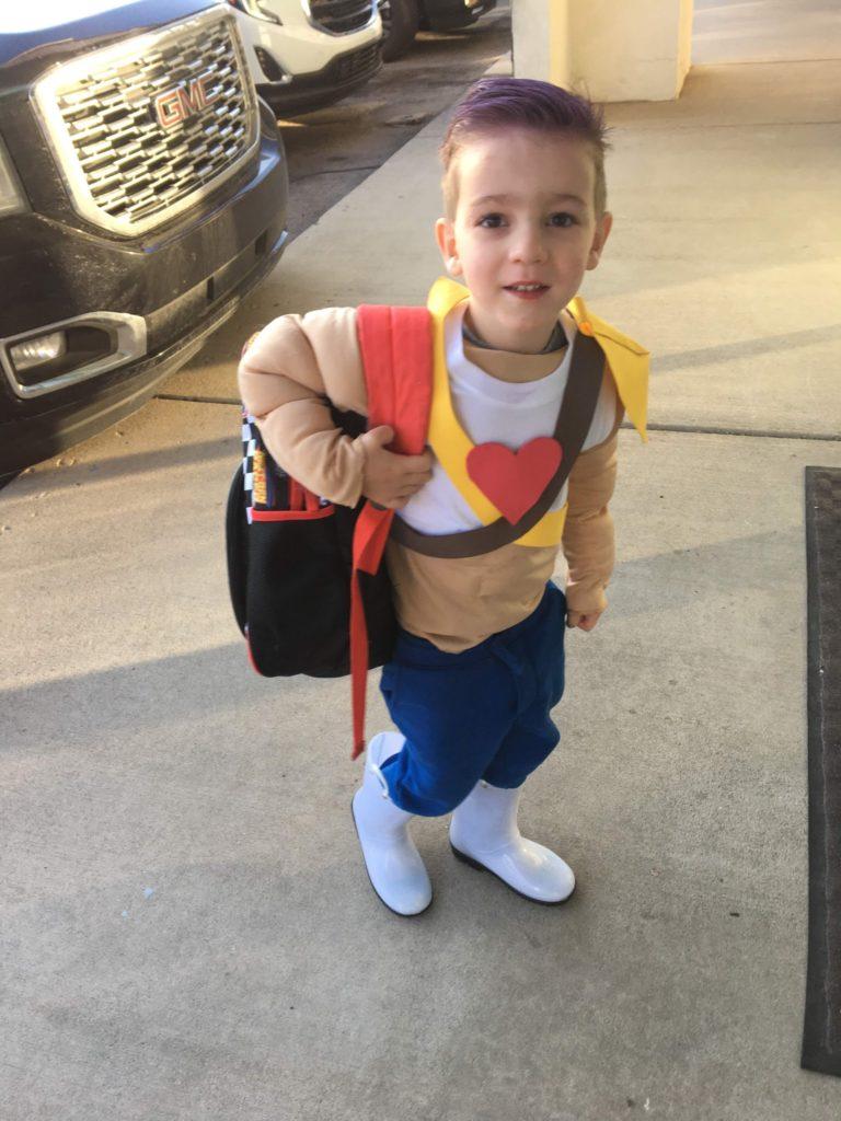 Halloween 2019: Lucas's Halloween Party