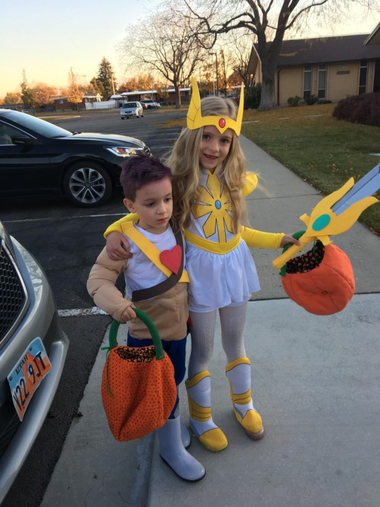 Halloween 2019: Primary Activity & Trunk or Treat