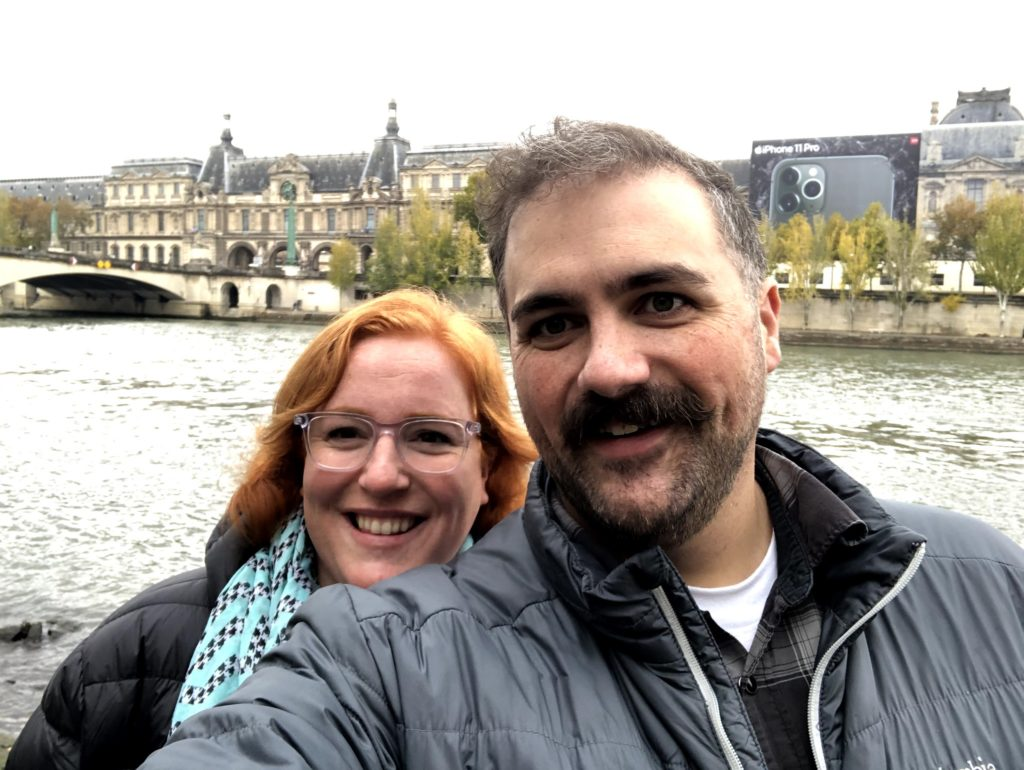 Paris Day 2: Walking the Seine