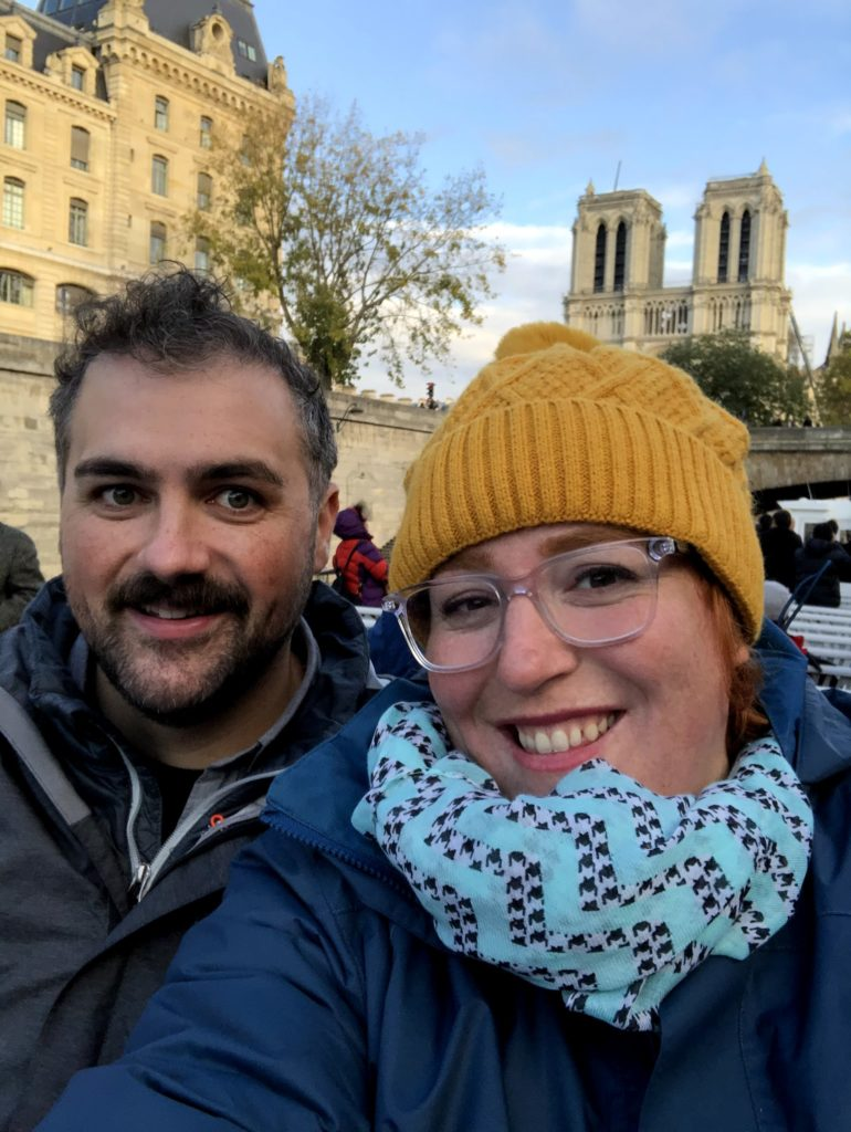 Paris Day 5: Seine River Cruise