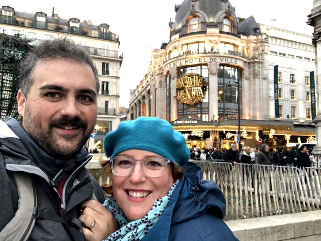 Paris Day 8: Shakespear and Co, Another Night Out