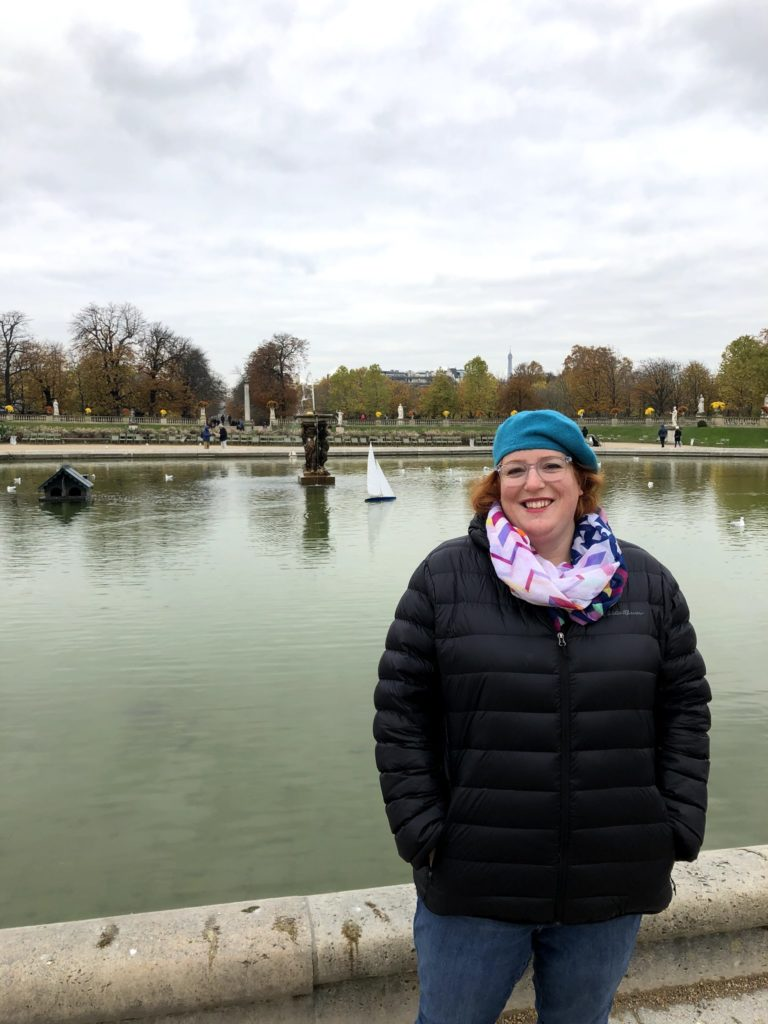 Paris Day 9: Luxembourg Gardens and Park