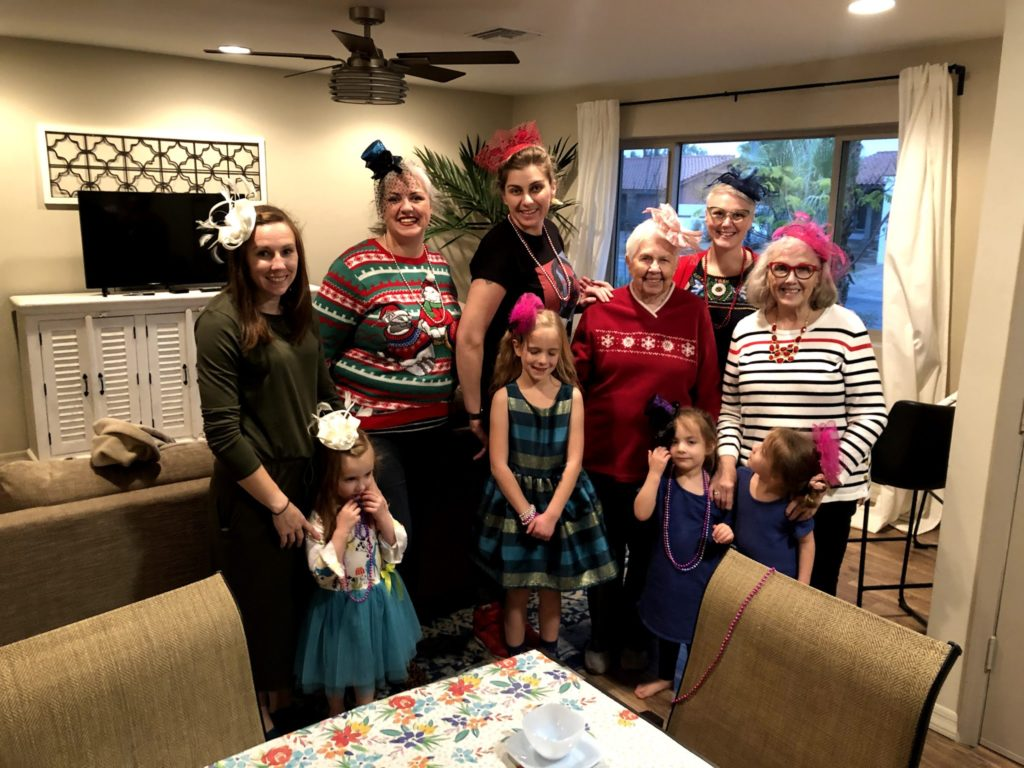 Christmas Trip 2019 Day 4: Tea Party and Trampolines