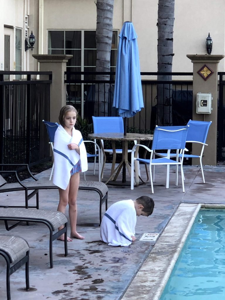Christmas Trip 2019 Day 8: Hotel Pool Time!