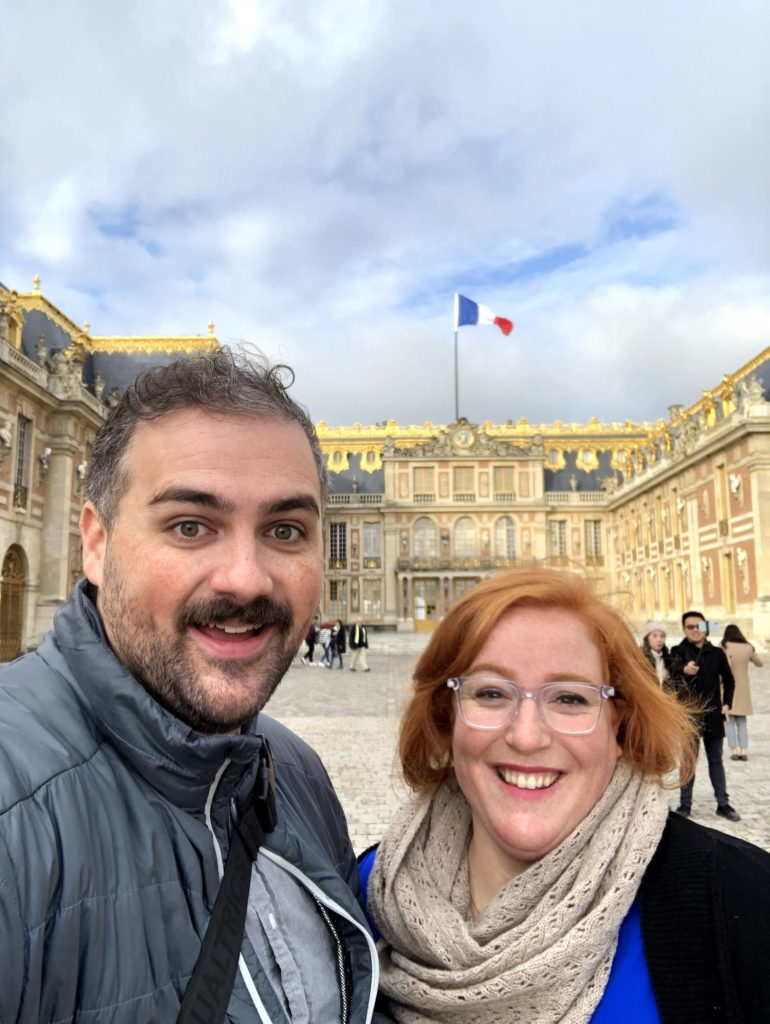 Paris Day 4: Versailles, French Pastries, And Soup Dumplings
