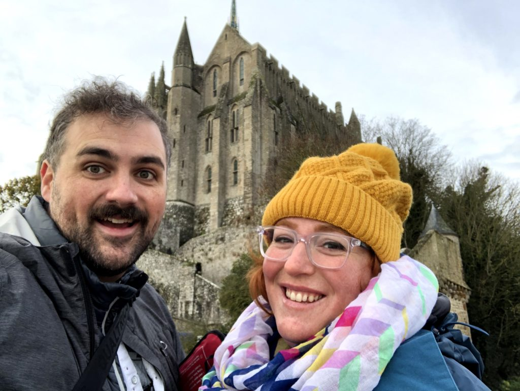 Paris Day 7: Mount Saint Michel and Back to Paris