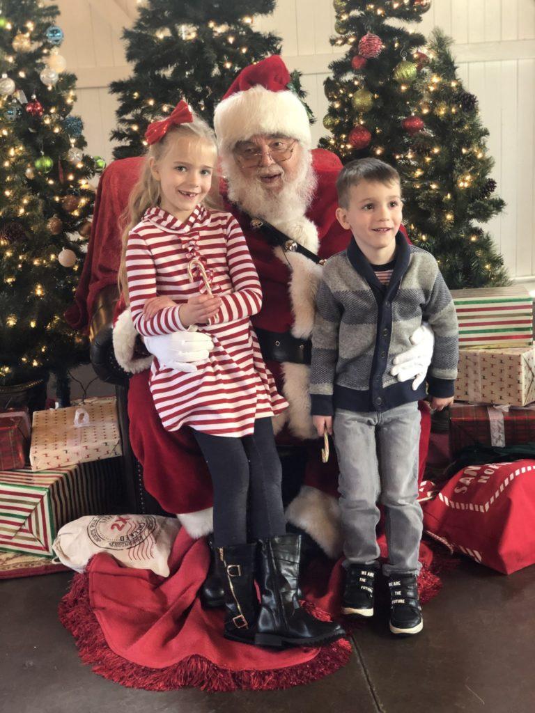 Meeting Santa! 2019
