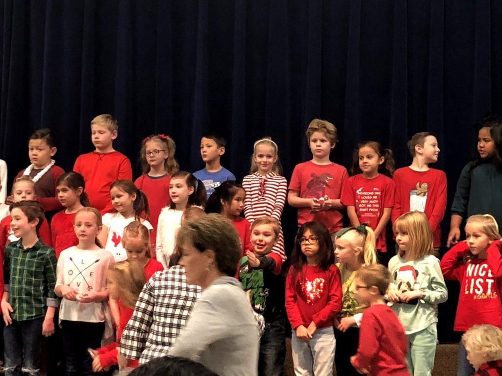 Mirah's Christmas Sing