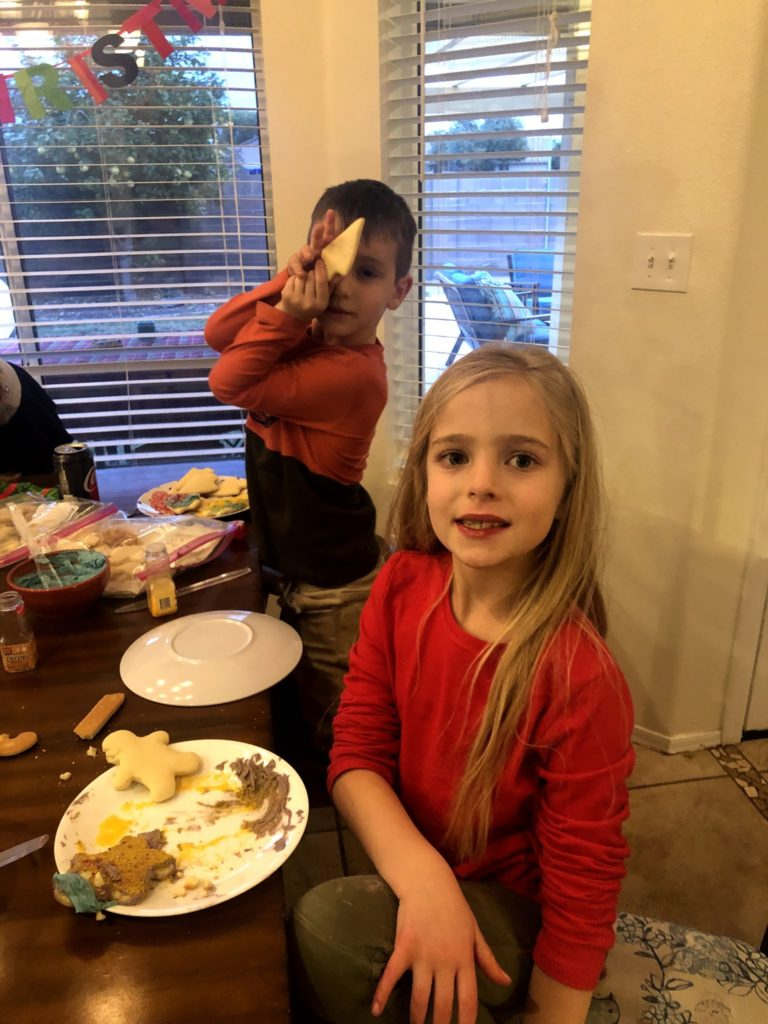 Christmas Trip 2019 Day 3: Cookie Decorating Cousins!