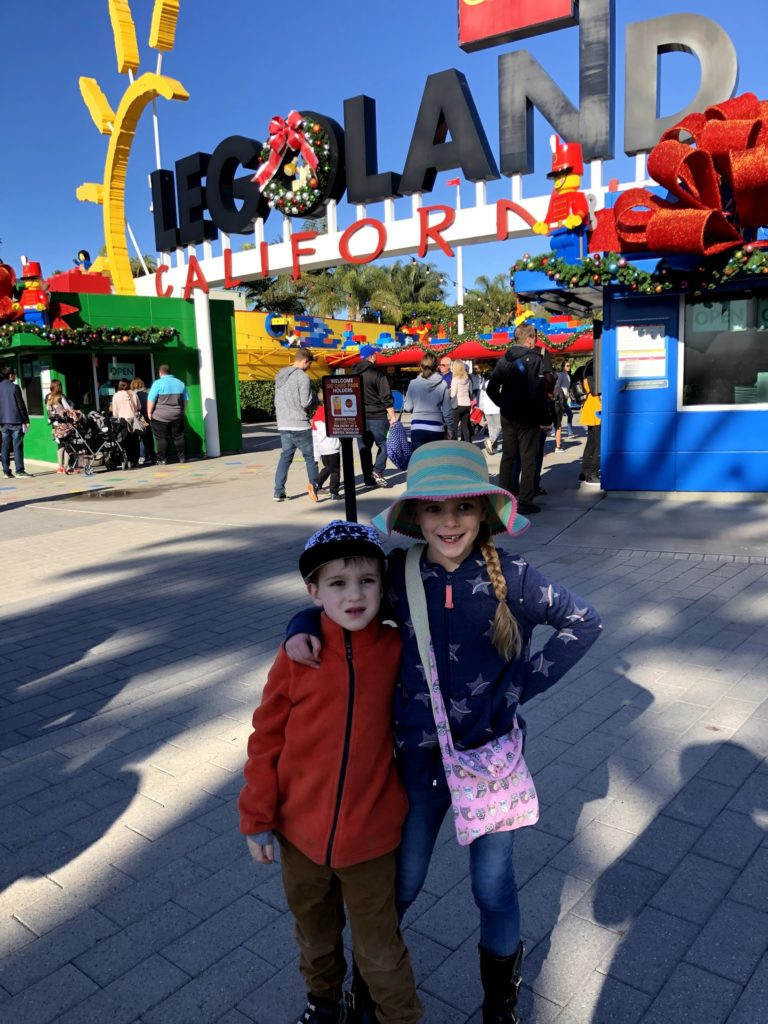 Christmas Trip 2019 Day 8: Lego Land