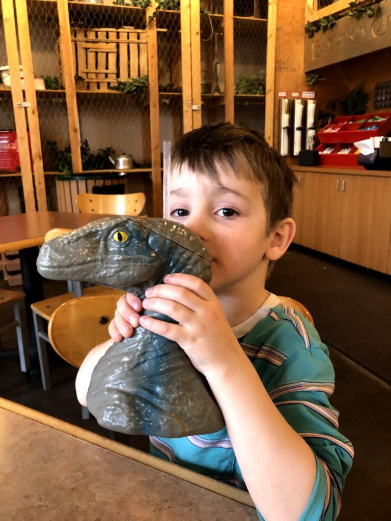 Lucas Lately: Dino Cup